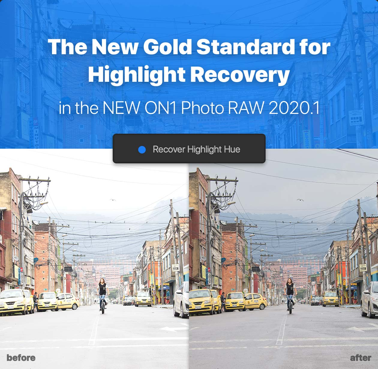 The New Gold Standard for Highlight Recovery - ON1 Photo RAW 2020.1