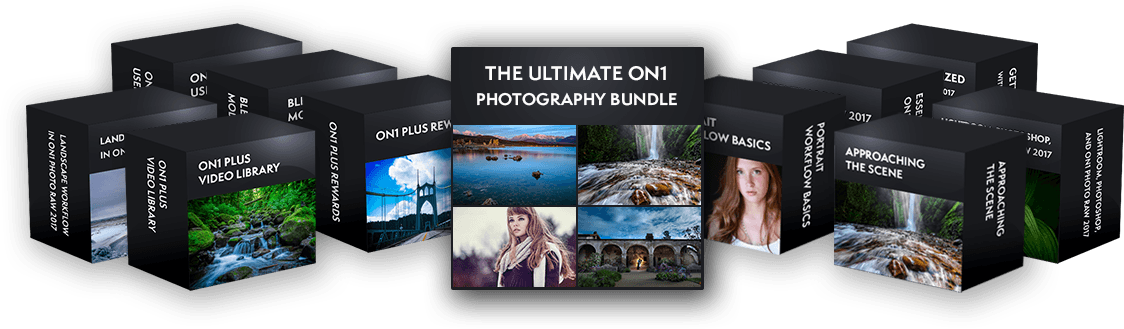 The Ultimate ON1 Photography Bundle