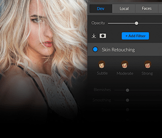 Photo Retouching Made Easy