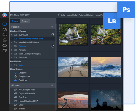 The Alternative to Lightroom and Photoshop