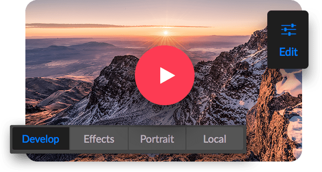 A New and Faster Editing Workflow