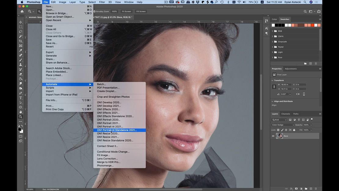 The Best Photoshop Plugin for Editing Portraits
