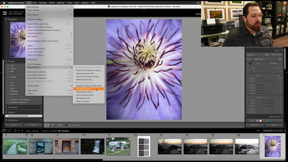 Return of the Smart Photos with Lightroom