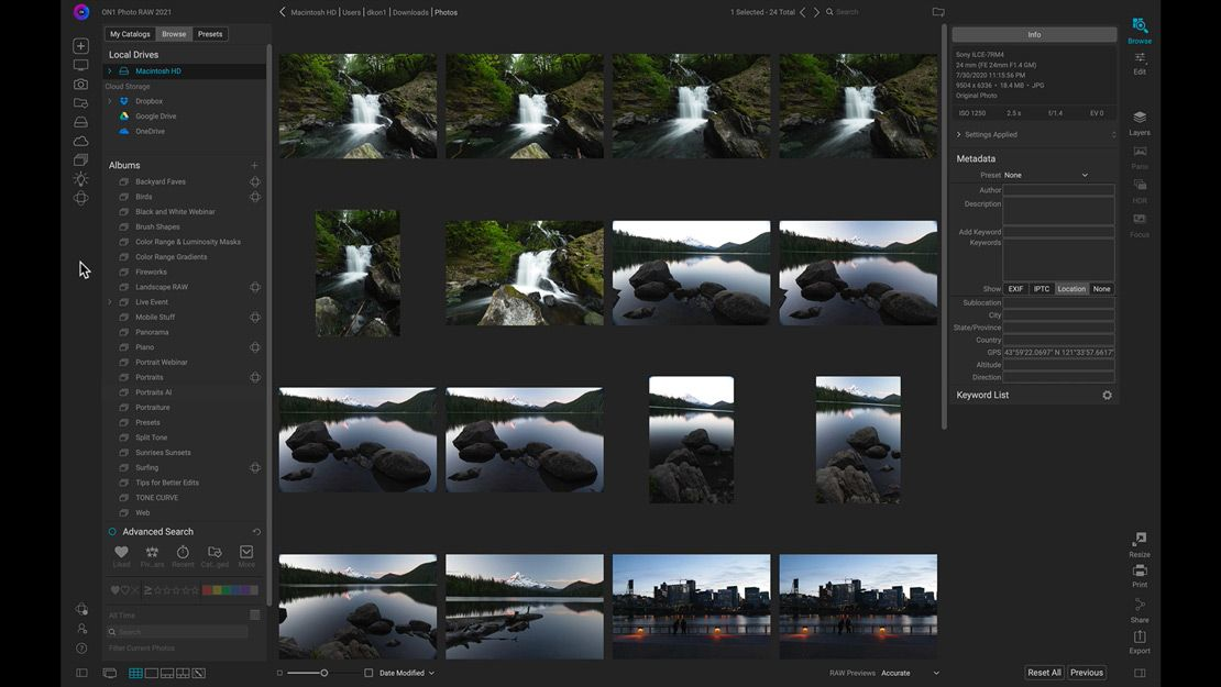 Quickly Find All Photos from Your Favorite Location