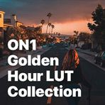 ON1 Golden Hour LUTs Collection