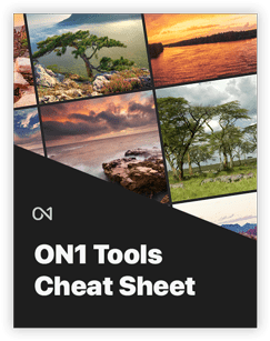 ON1 Tools Cheat Sheet