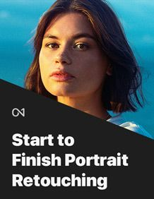 Start to Finish Portrait Retouching