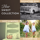 Bliss Studio Sweet Signature Collection ON1 Presets