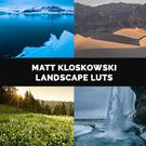 Matt Kloskowski Landscape LUTs
