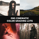 ON1 Cinematic Color Grading LUTs