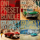 Photomorphis Colores y Texturas Preset Bundle