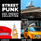 Street Punk ON1 Preset Collection Bundle